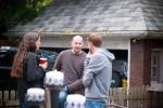 Tyson, Sarah and Jon